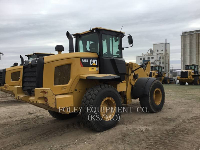 CATERPILLAR WHEEL LOADERS/INTEGRATED TOOLCARRIERS 938KHL equipment  photo 3