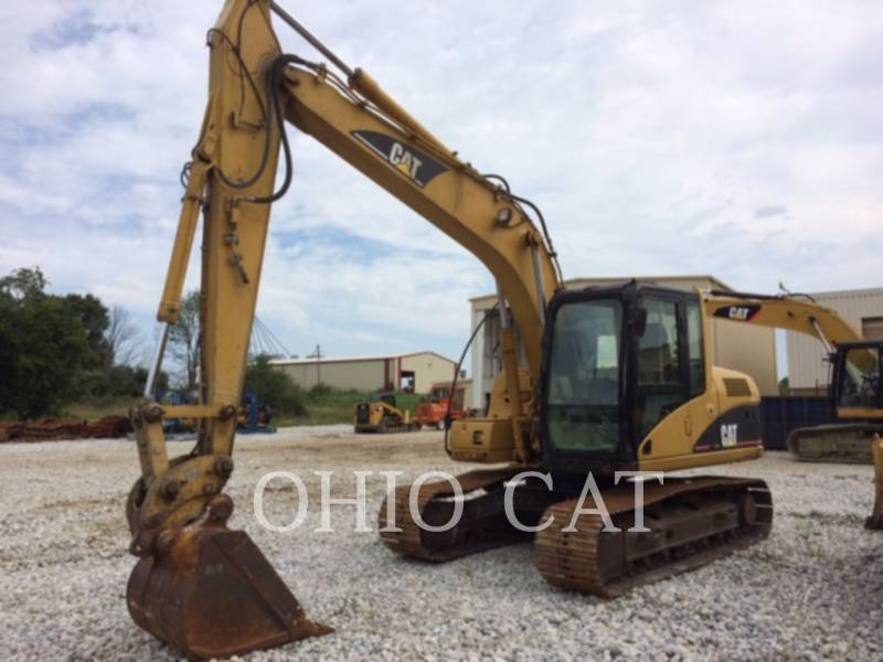 CATERPILLAR TRACK EXCAVATORS 312C equipment  photo 1