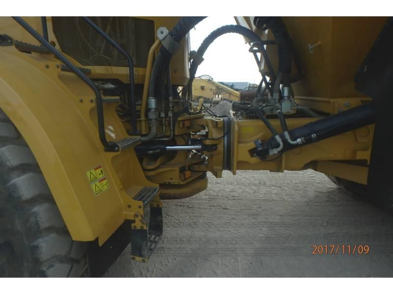 CATERPILLAR KNICKGELENKTE MULDENKIPPER 740B equipment  photo 11