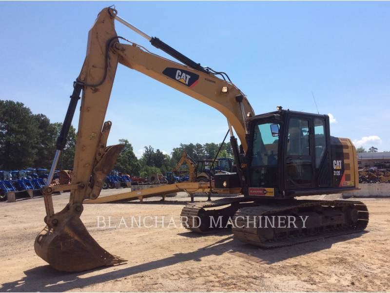 CATERPILLAR KETTEN-HYDRAULIKBAGGER 312E equipment  photo 2