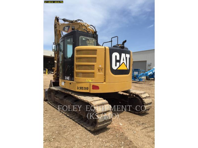 CATERPILLAR PELLES SUR CHAINES 314ELCR9 equipment  photo 4
