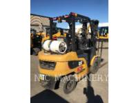 CATERPILLAR FORKLIFTS P5000-GLE equipment  photo 4