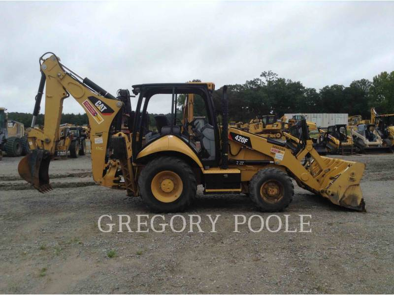 CATERPILLAR RETROESCAVADEIRAS 420F/4MT equipment  photo 7