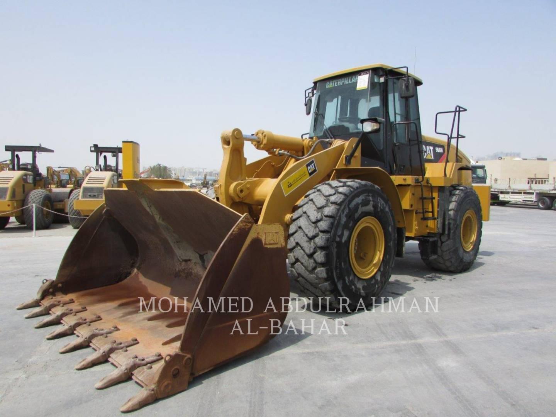 Model # 966H - skid steer loaders