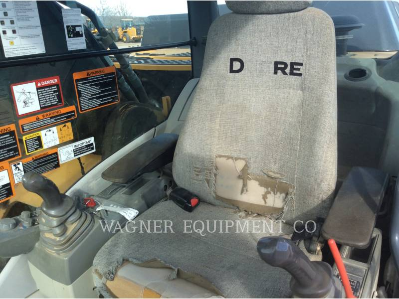 JOHN DEERE KETTEN-HYDRAULIKBAGGER 350G equipment  photo 10