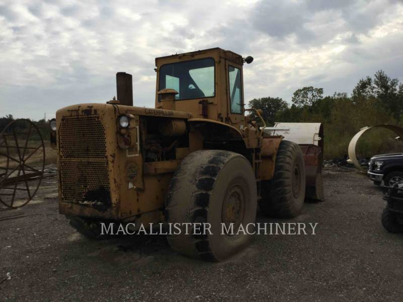 CATERPILLAR CARGADORES DE RUEDAS 980B equipment  photo 4