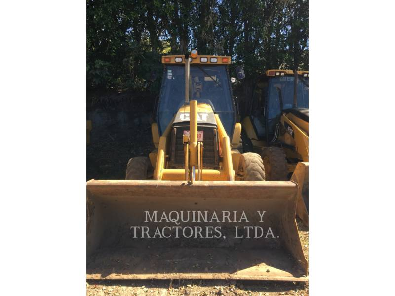 CATERPILLAR BACKHOE LOADERS 416D equipment  photo 1
