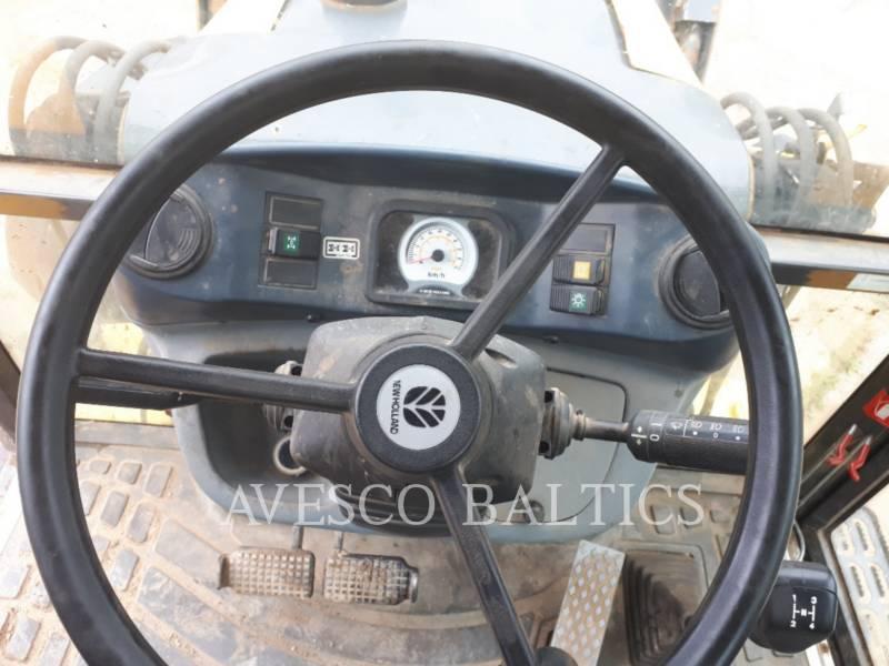 NEW HOLLAND LTD. BACKHOE LOADERS B100C equipment  photo 7
