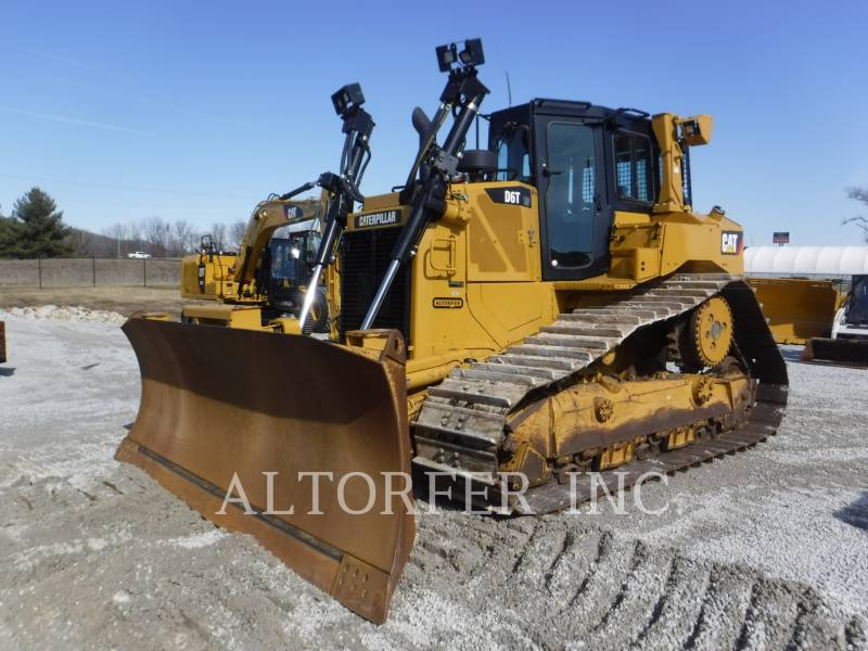 CATERPILLAR TRACTORES DE CADENAS D6T LGPPAT equipment  photo 1
