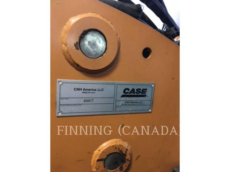 CASE CARGADORES MULTITERRENO 450 CT SERIES 3 equipment  photo 5