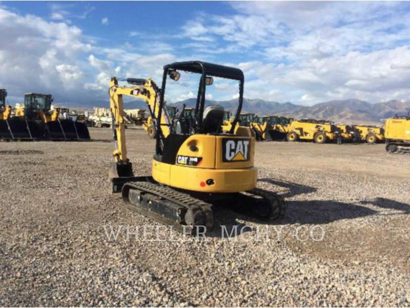 CATERPILLAR EXCAVADORAS DE CADENAS 304E C1 equipment  photo 1