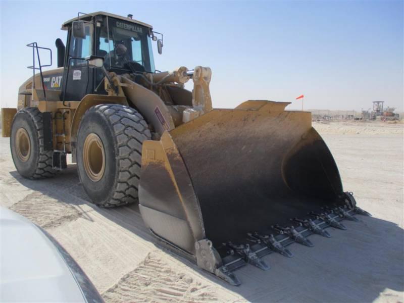 CATERPILLAR ホイール・ローダ/インテグレーテッド・ツールキャリヤ 966H equipment  photo 2