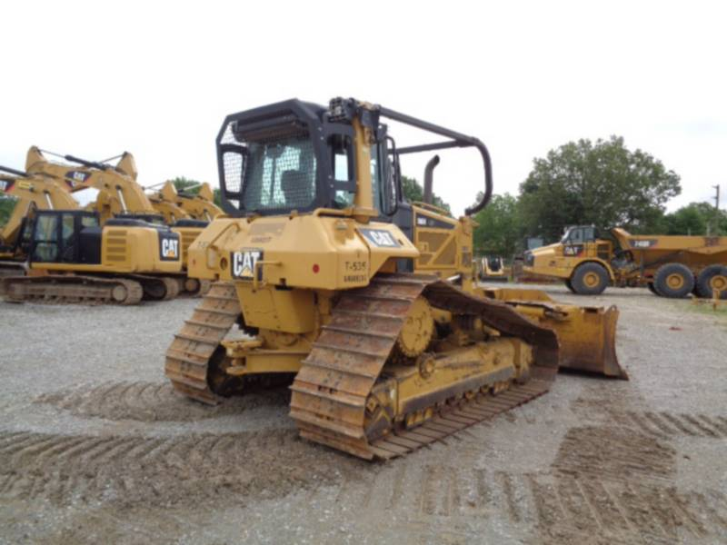 CATERPILLAR TRACK TYPE TRACTORS D6NLGP equipment  photo 23