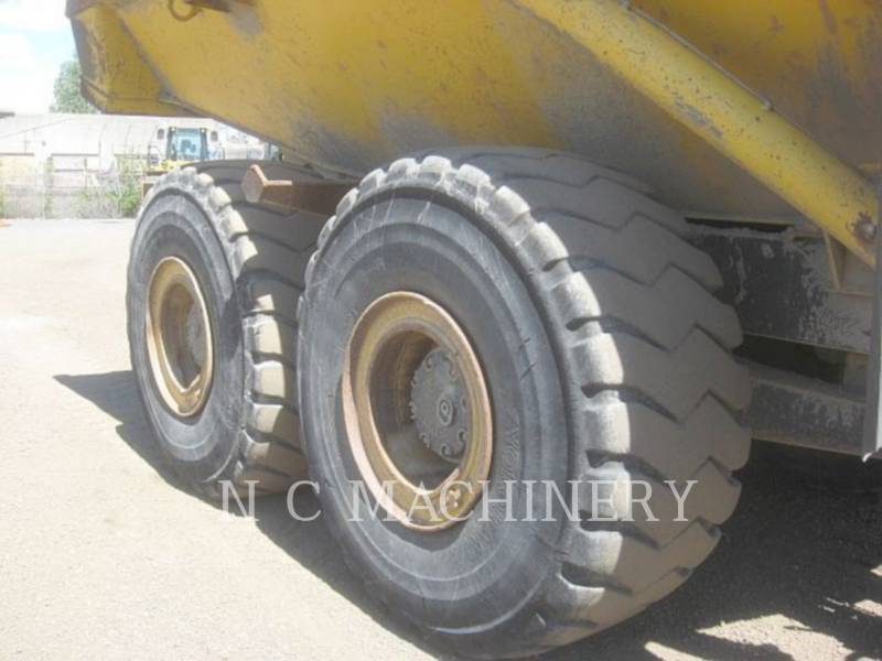 KOMATSU ARTICULATED TRUCKS HM400-2 equipment  photo 9