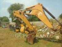 CATERPILLAR BAGGERLADER 424B equipment  photo 3