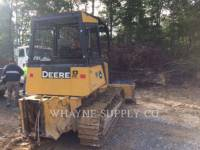 DEERE & CO. TRACTORES DE CADENAS 450 J LT equipment  photo 3