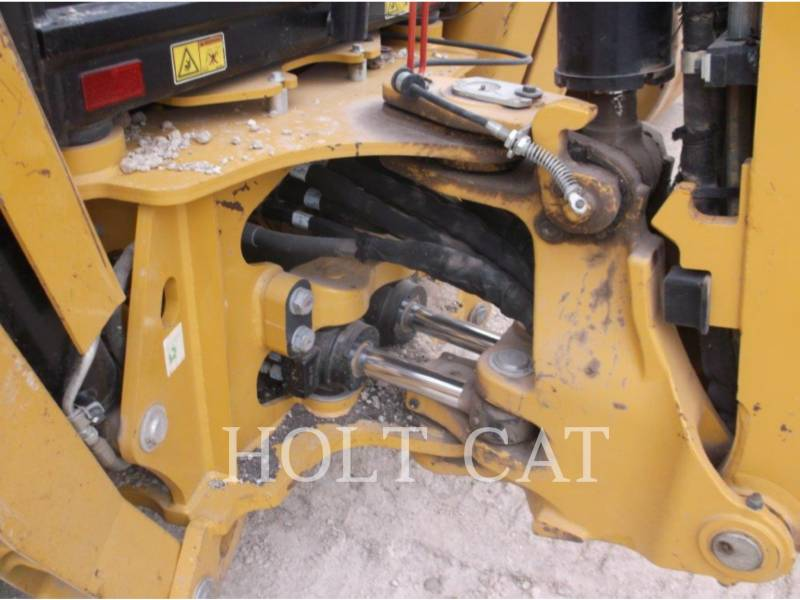 CATERPILLAR RETROEXCAVADORAS CARGADORAS 420FIT equipment  photo 7