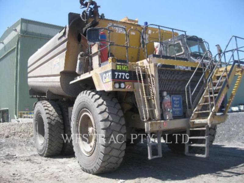 CATERPILLAR CAMIONES DE AGUA 777C equipment  photo 1