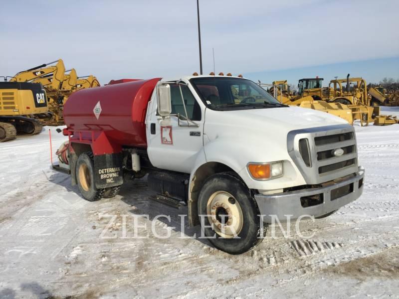 FORD TRUCK LKW F750 equipment  photo 3