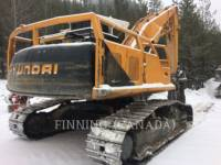 HYUNDAI FORESTRY - LOG LOADERS 210LC-3 equipment  photo 5