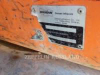 DOOSAN INFRACORE AMERICA CORP. TRACK EXCAVATORS DX225LCA equipment  photo 9
