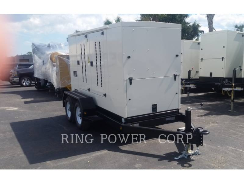 CATERPILLAR PORTABLE GENERATOR SETS XQ 100 equipment  photo 7