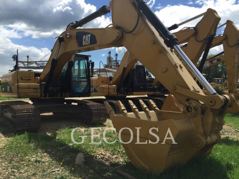 CATERPILLAR PELLE MINIERE EN BUTTE 324DL ME equipment  photo 2