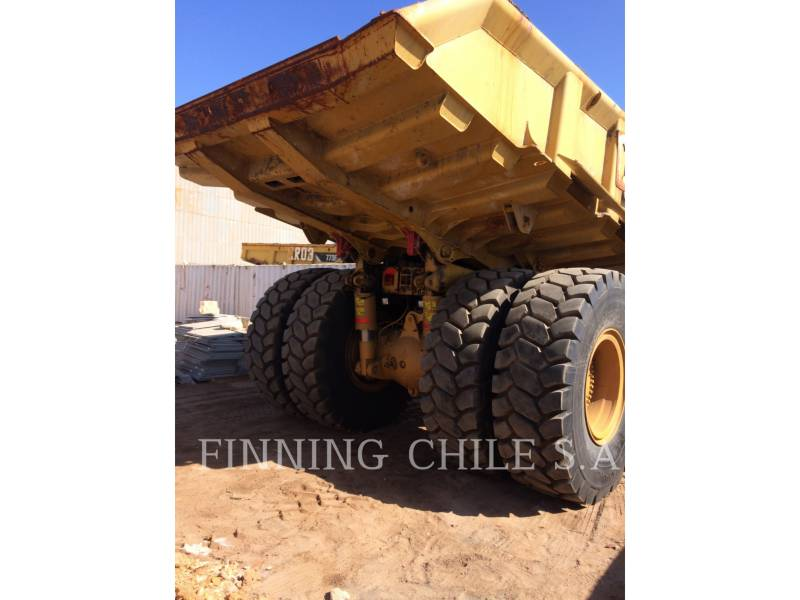 CATERPILLAR OFF HIGHWAY TRUCKS 773GLRC equipment  photo 2