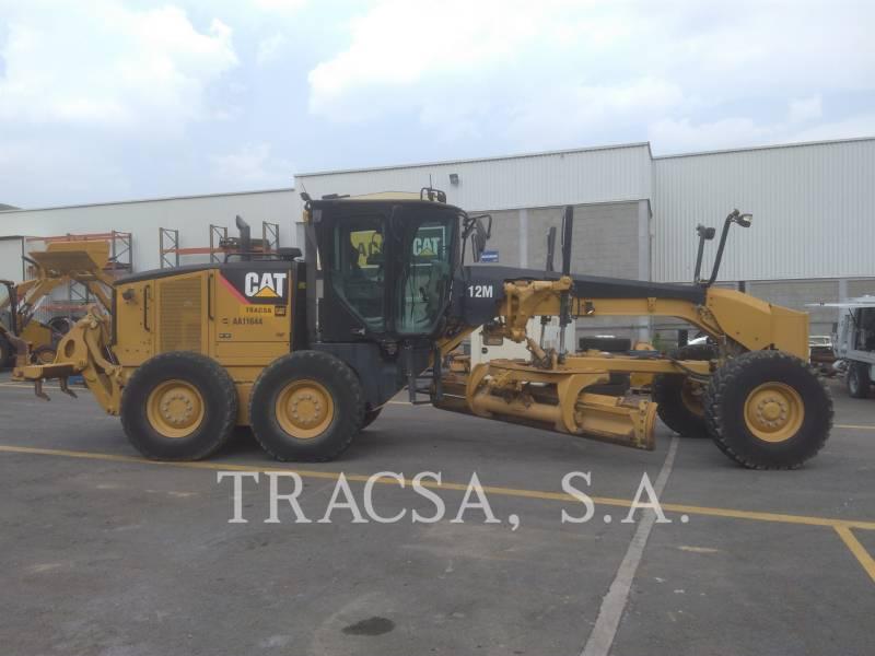 Caterpillar AUTOGREDERE 12M equipment  photo 5