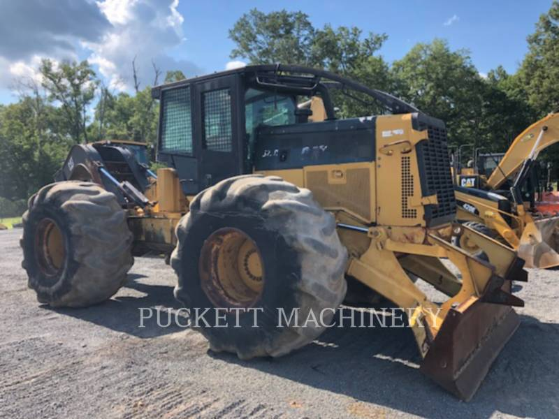 CATERPILLAR FORESTRY - SKIDDER 525C equipment  photo 5