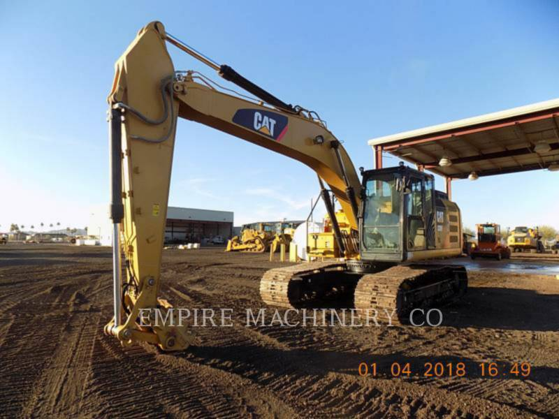 CATERPILLAR トラック油圧ショベル 320FL equipment  photo 2