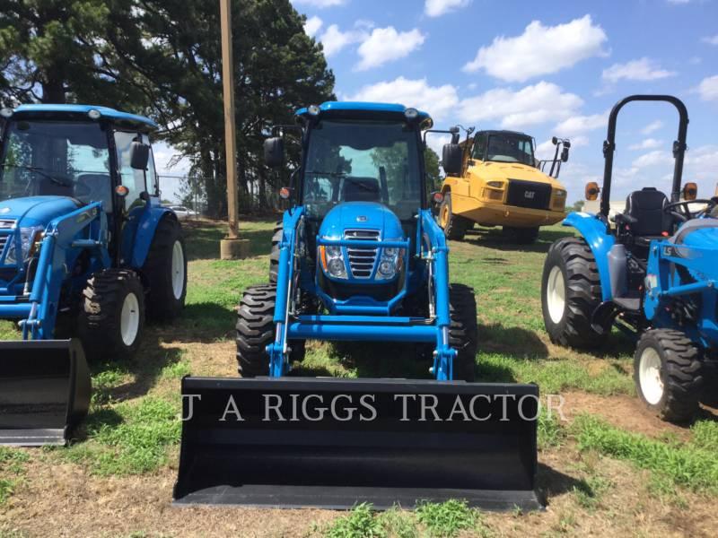 LS tractor AG TRACTORS XR4145HCTL equipment  photo 2