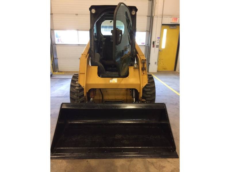CATERPILLAR SKID STEER LOADERS 242DLRC equipment  photo 2