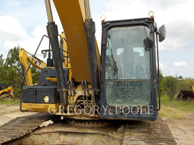 CATERPILLAR EXCAVADORAS DE CADENAS 329EL equipment  photo 3