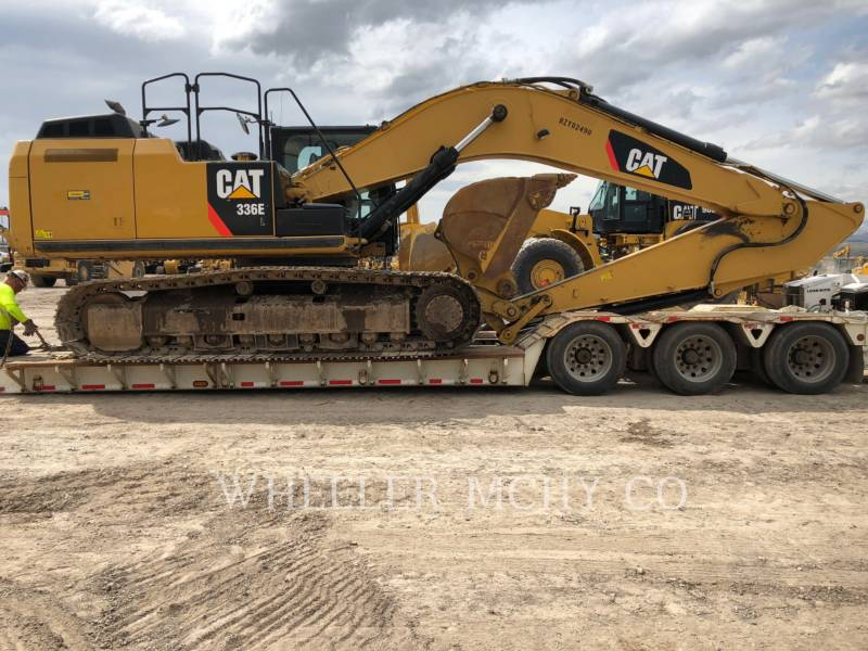 Caterpillar EXCAVATOARE PE ŞENILE 336E L equipment  photo 4