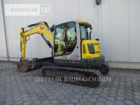 WACKER CORPORATION TRACK EXCAVATORS EZ80 equipment  photo 3