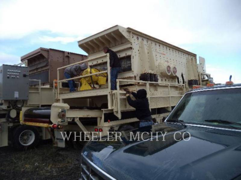 METSO SCREENS SC 7X20 MT equipment  photo 3