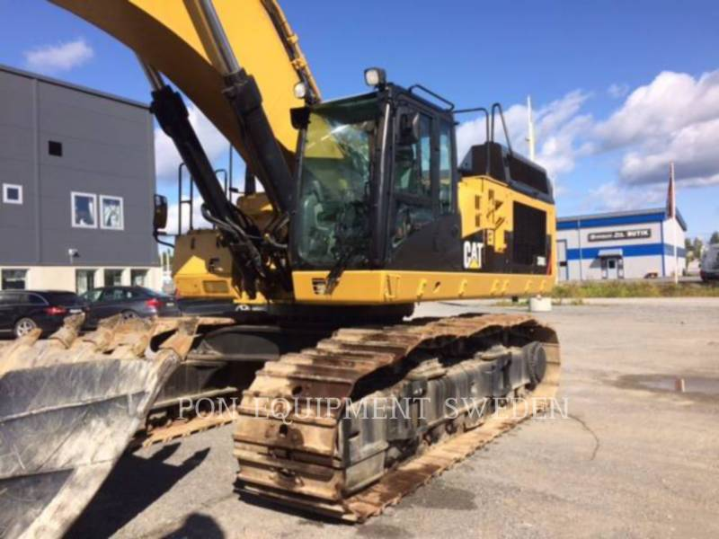 CATERPILLAR トラック油圧ショベル 374DL equipment  photo 1