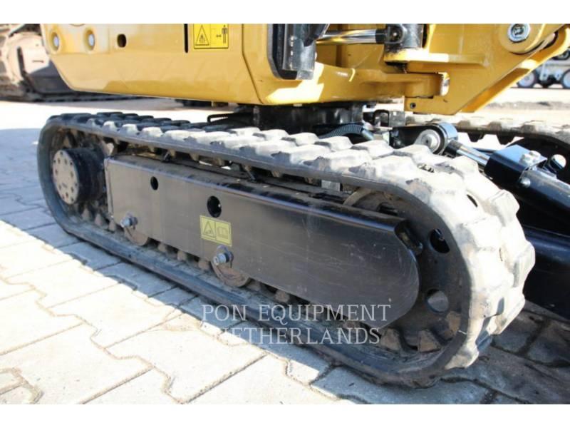 CATERPILLAR TRACK EXCAVATORS 300.9D equipment  photo 22