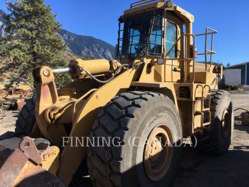 CATERPILLAR WHEEL LOADERS/INTEGRATED TOOLCARRIERS 966E equipment  photo 1