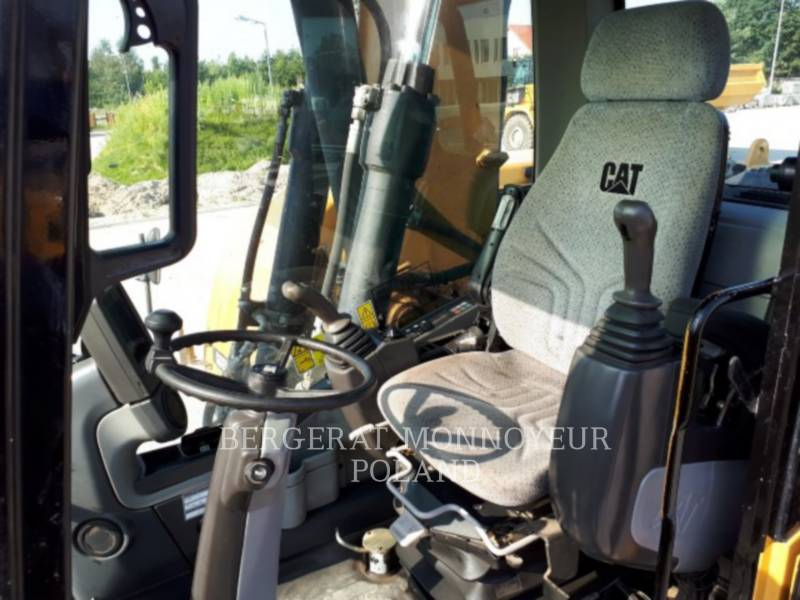 CATERPILLAR WHEEL EXCAVATORS M316D equipment  photo 6
