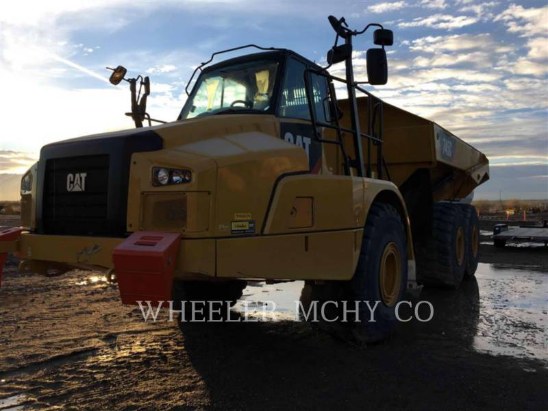 CATERPILLAR ARTICULATED TRUCKS 745C TG equipment  photo 3