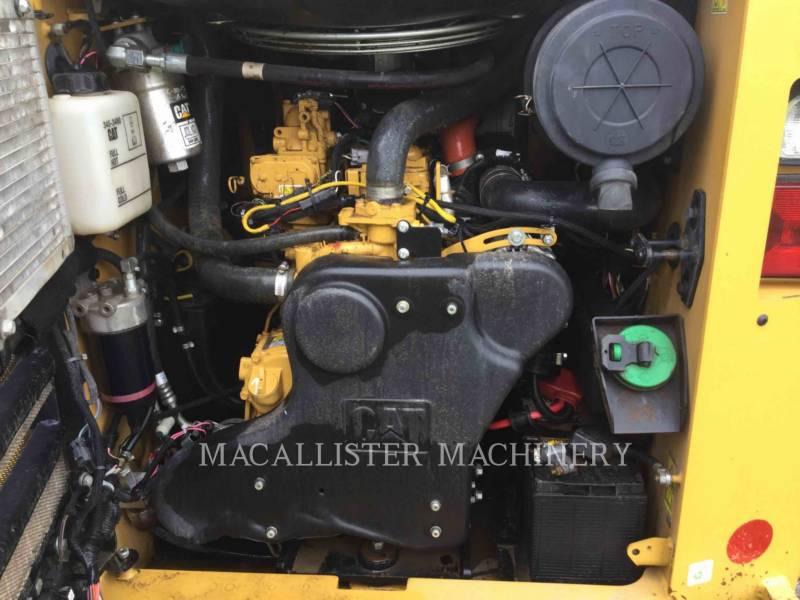 CATERPILLAR CARGADORES MULTITERRENO 299DXHP equipment  photo 9