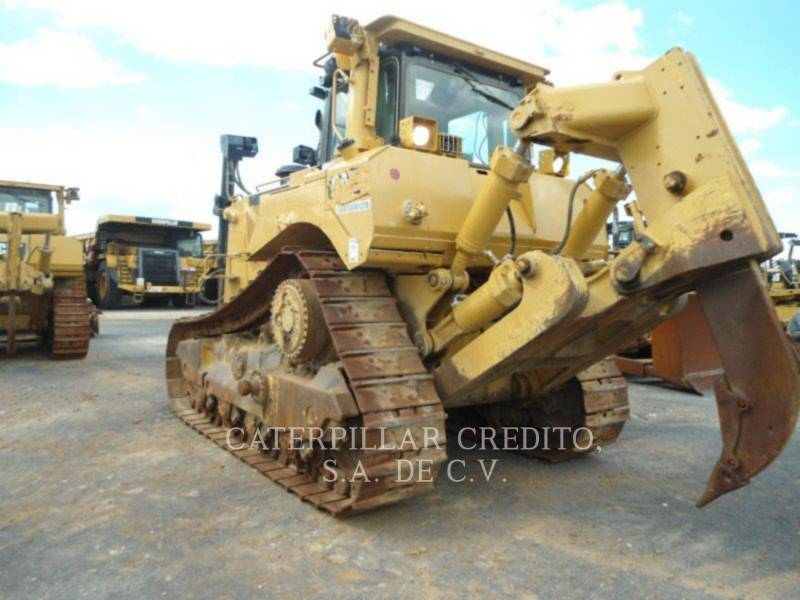 CATERPILLAR TRACK TYPE TRACTORS D8T equipment  photo 1