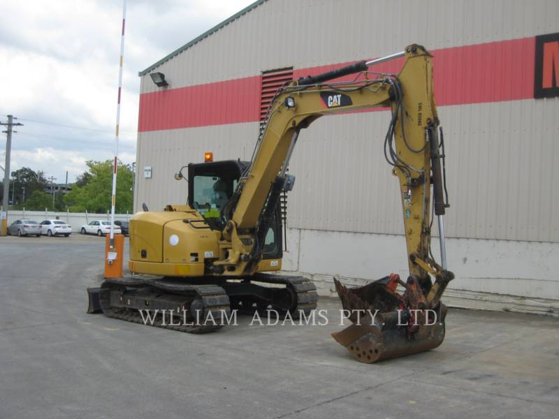 CATERPILLAR PELLES SUR CHAINES 308DCRSB equipment  photo 1