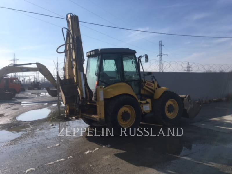 NEW HOLLAND LTD. CHARGEUSES-PELLETEUSES B115B equipment  photo 4