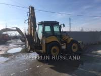 NEW HOLLAND LTD. BAGGERLADER B115B equipment  photo 4