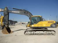 Equipment photo VOLVO EC 240 ESCAVADEIRAS 1