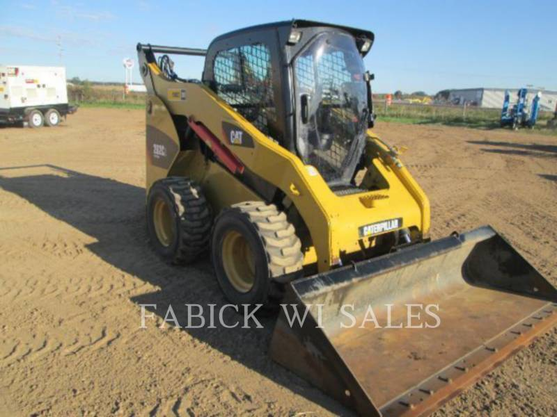 CATERPILLAR PALE COMPATTE SKID STEER 262C2 equipment  photo 2