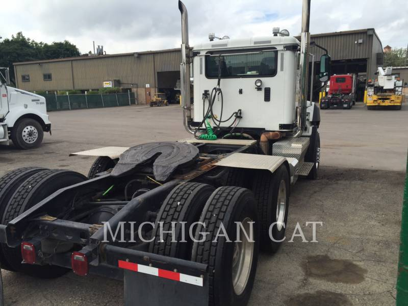 CATERPILLAR ON HIGHWAY TRUCKS CT660 T15M13 equipment  photo 4